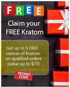 Free Kratom Promotion